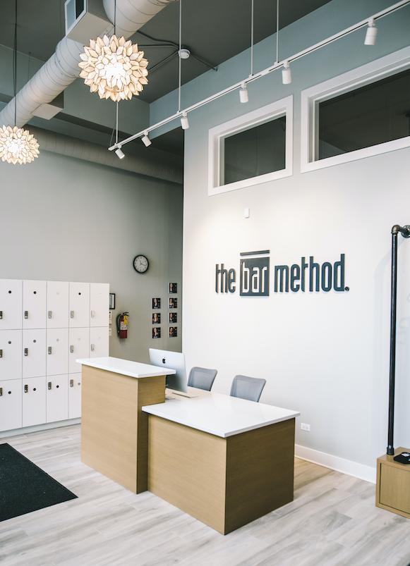 barre classes, bar method, barre studio, chicago