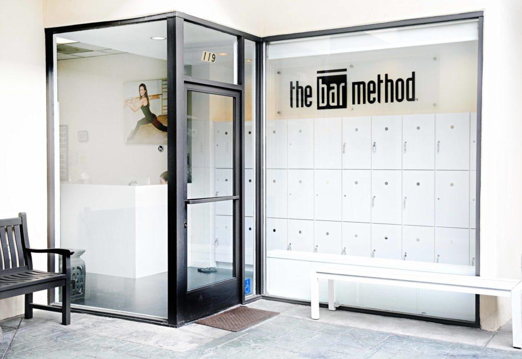 Locker Room at The Bar Method Brentwood