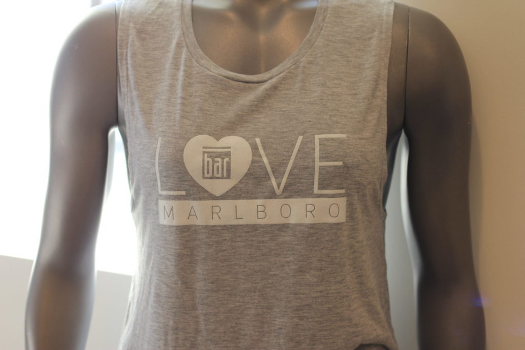 Barre apparel at The Bar Method Marlboro