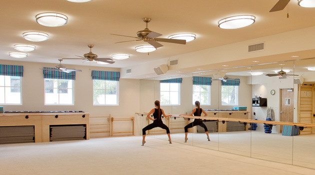 The Bar Method Miami barre class