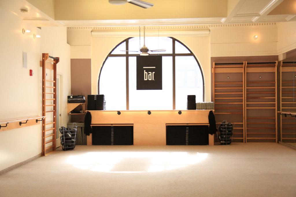 Barre Studio at The Bar Method Montclair