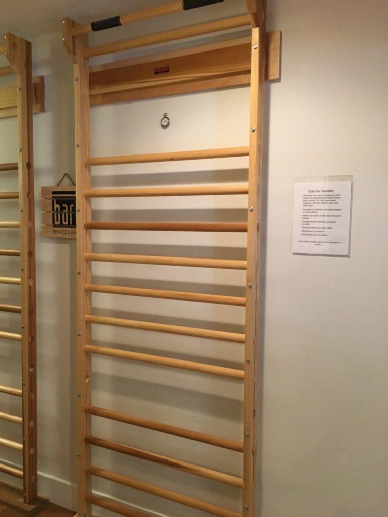 barre studio at The Bar Method Princeton
