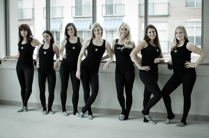 barre instructors at The Bar Method St. Louis