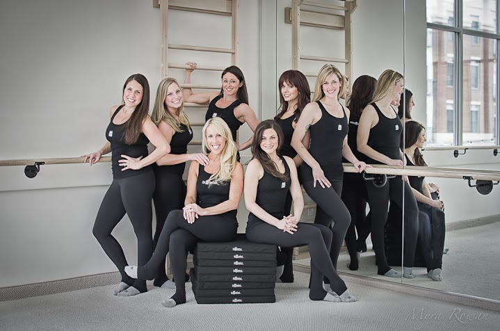 barre instructors at The Bar Method St. Louis town & country