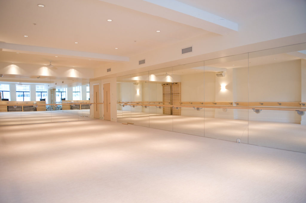 The Bar Method Vancouver Yaletown barre class studio