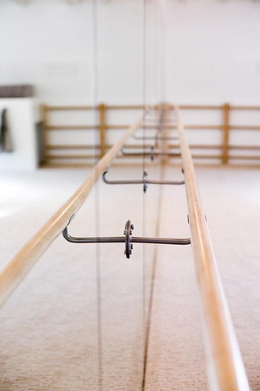 The Bar Method, Warren, barre, fitness, exercise, studio, class
