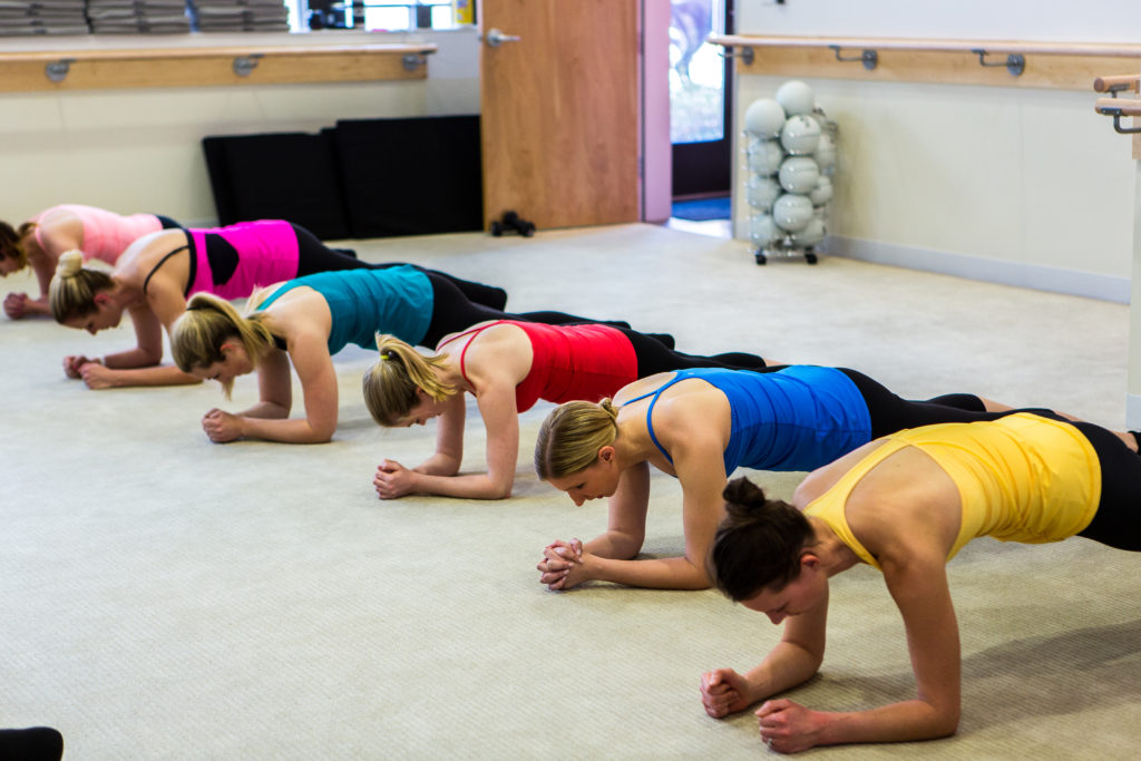 Bar Method offering barre classes in Bethesda