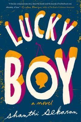 Lucky Boy Book - Novel Cover