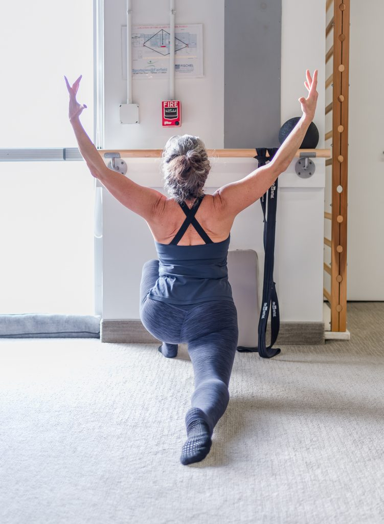 Flexibility at the Barre