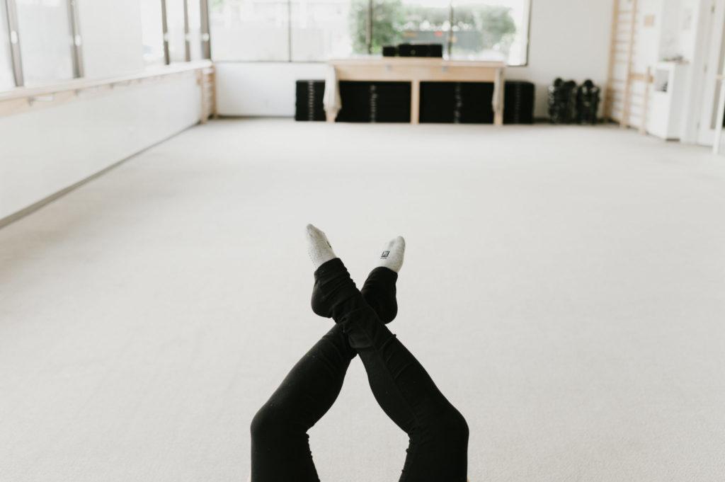 barre studio, the bar method, long beach, lotte berk, fitness, barre class, mindfulness