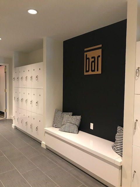 Locker Room at The Bar Method New York City - Broadway Upper West Side