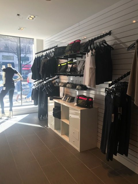 Barre retail at The Bar Method New York City - Broadway Upper West Side