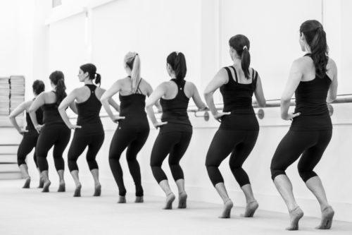 Bar Method - Barre - Leg Workout - Proper Alignment
