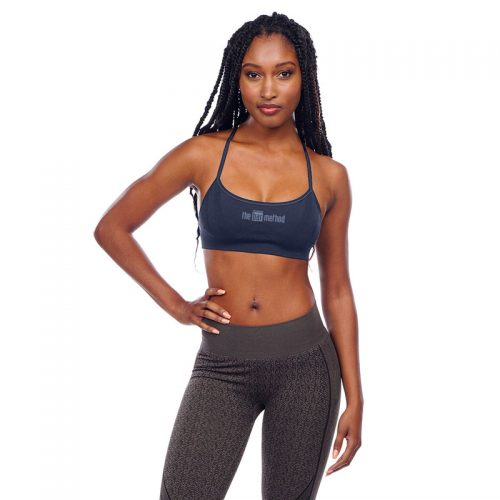 athleisure wear - barre - bar method - girl in sports bra