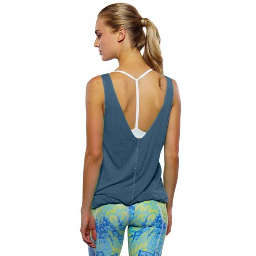 athleisure wear - barre - bar method - girl in tank top