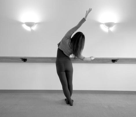 The Bar Method Waist Stretch