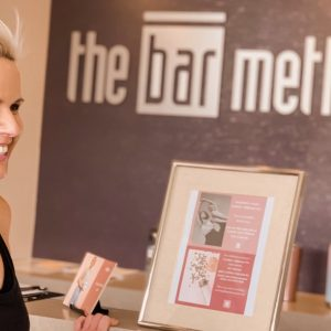 bar method is a mood booster