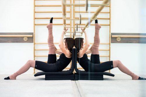 the bar method round back exercise