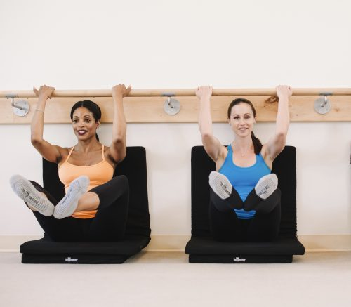 the bar method flat back exercise