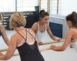 Go to Training for a Marathon? Here's How Barre Can Help Article