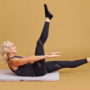 Go to Best Barre Exercises to Tone Your Stomach Article